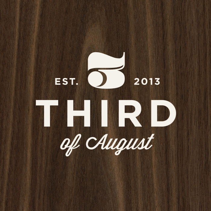 Third of August Logo